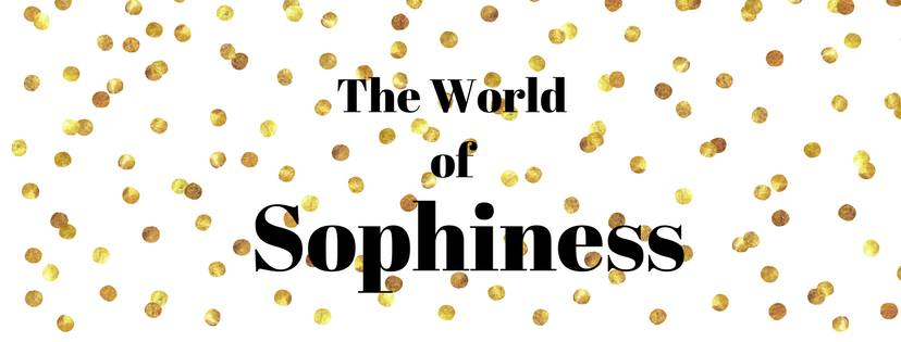 The World of Sophiness